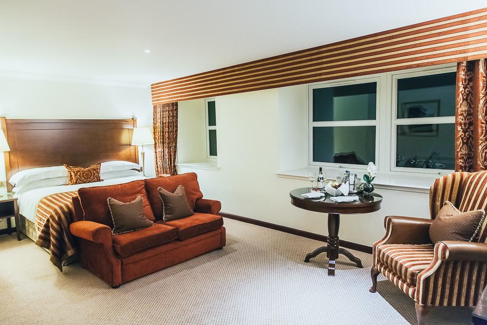 executive room norwood hall hotel
