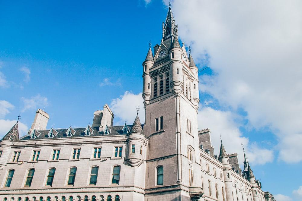 things to do in aberdeen granite city scotland