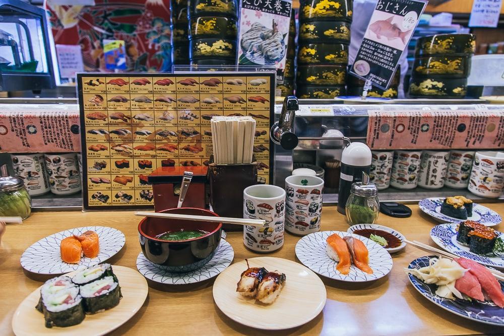 daidokoya sushi tokyo shibuya