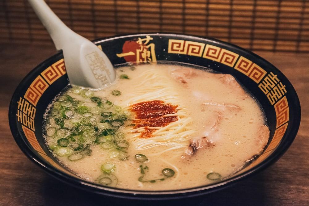 ichiran ramen tokyo shibuya
