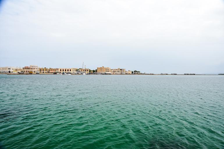 Eritrea coast