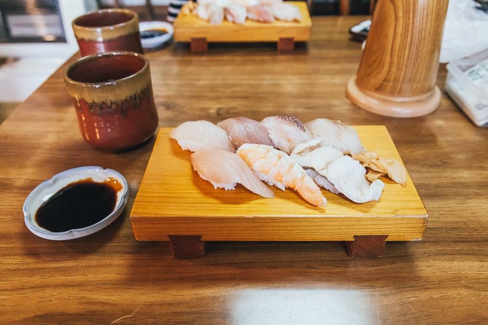 iroha sushi sakaiminato japan