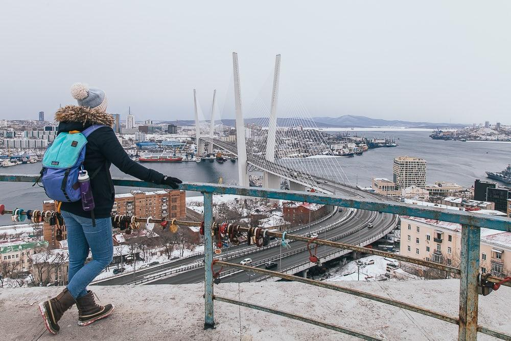 funicular observation station view point vladivostok