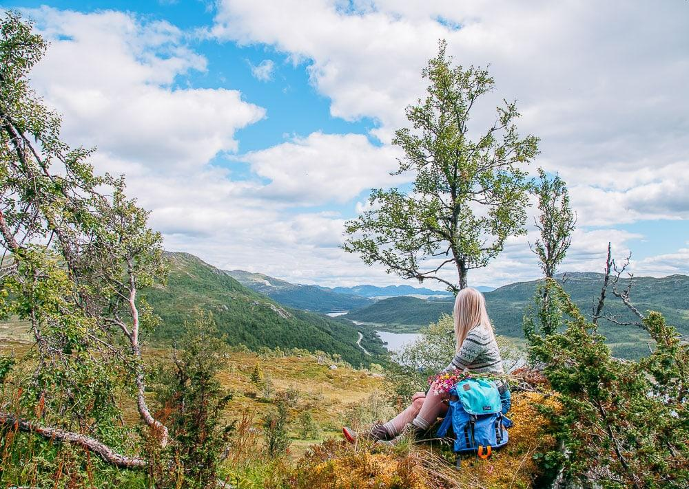 summer in norway packing list