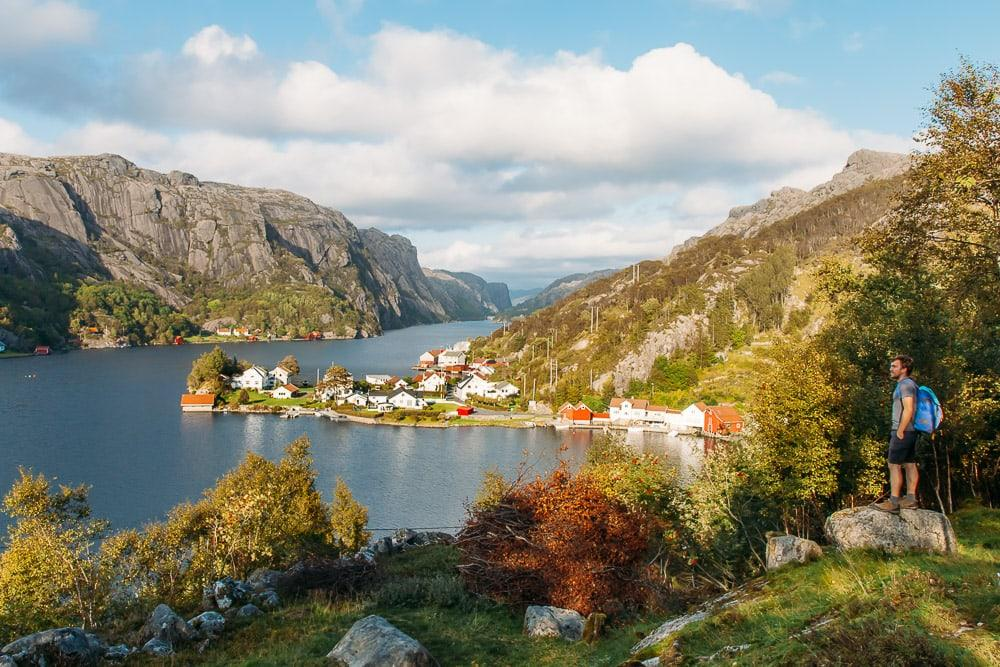 packing for summer in norway