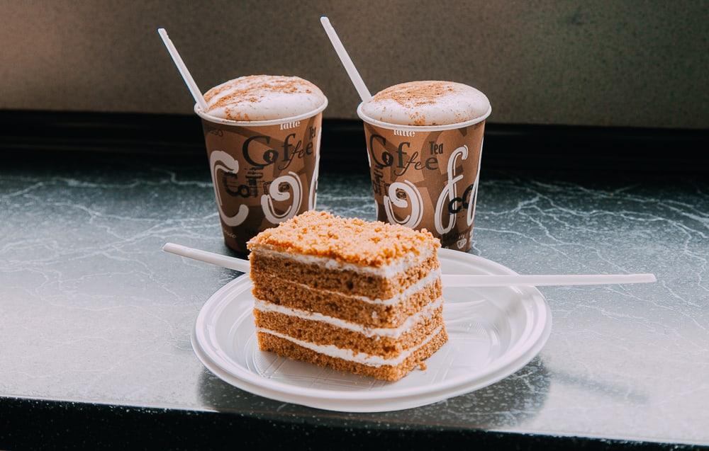 centralny snack bar coffee oskar minsk