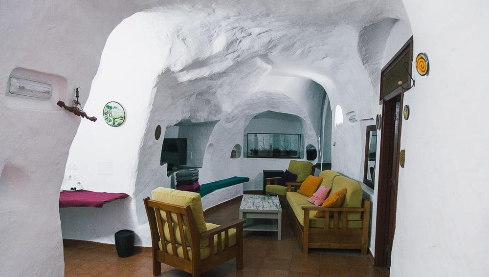 Cuevas De Barreto gran canaria cave accommodation