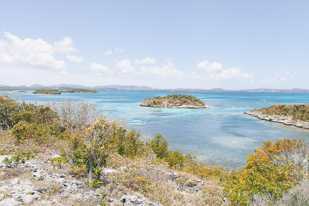 antigua nature tours kayaking great bird island view