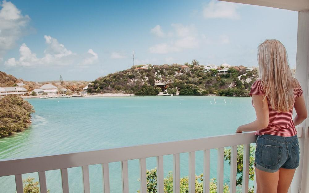 verandah resort and spa antigua view