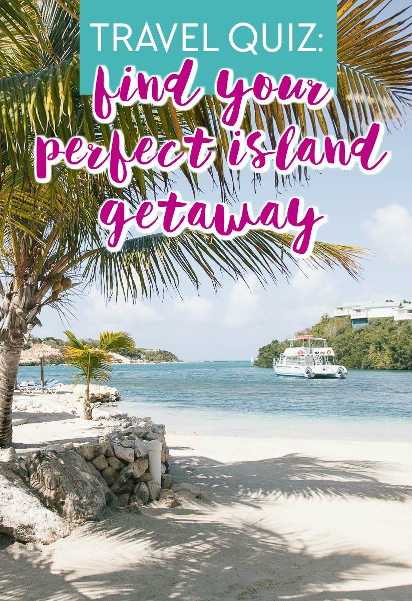 If you're looking for your next tropical vacation spot, take this travel quiz to find the best tropical island for you! (spoiler: the answer is probably Antigua and Barbuda)