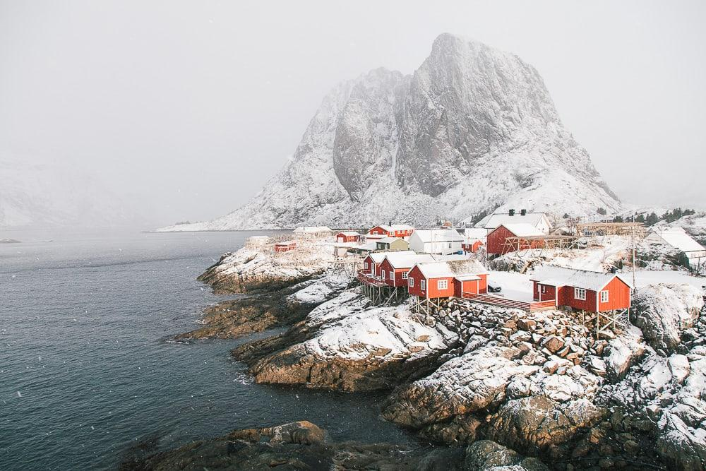 best view on lofoten where to go in norway
