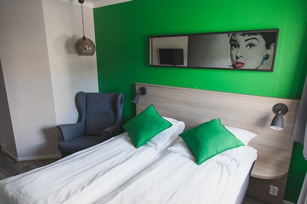 Fjordgaarden Mo i Rana hotel
