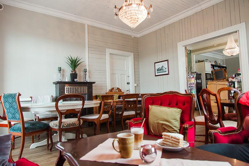Astrupgården Cafe narvik norway