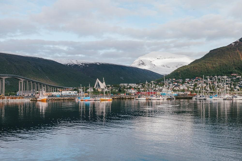 tromsø in june