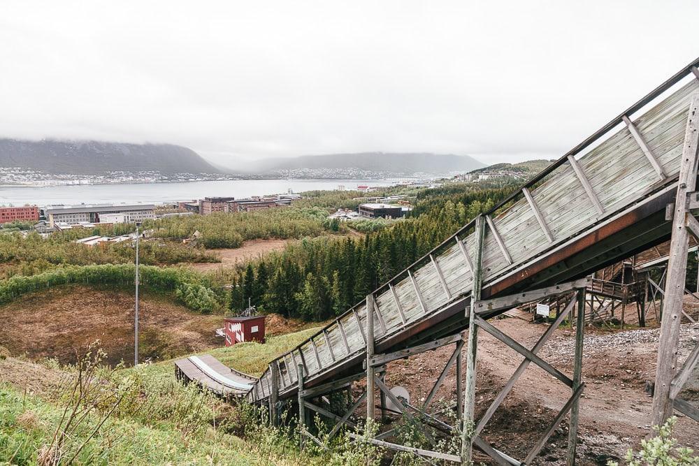tromsø ski jump