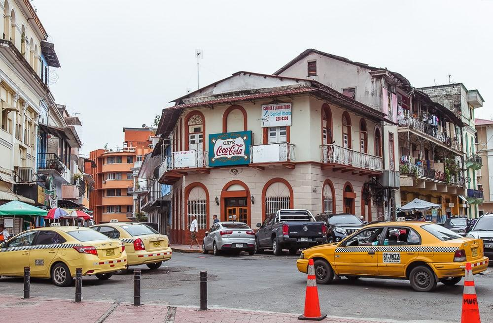 cafe coca cola panama city panama guide