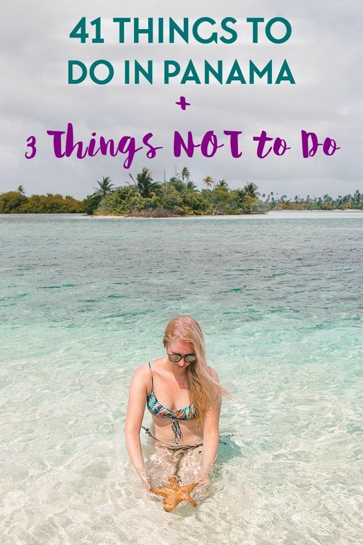41 cosas increíbles que hacer en Panamá - ¡esto es por lo que tienes que visitar!