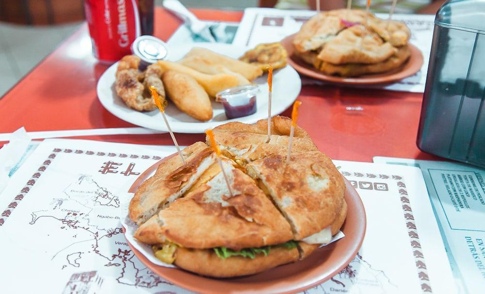 el trapiche panama city lunch