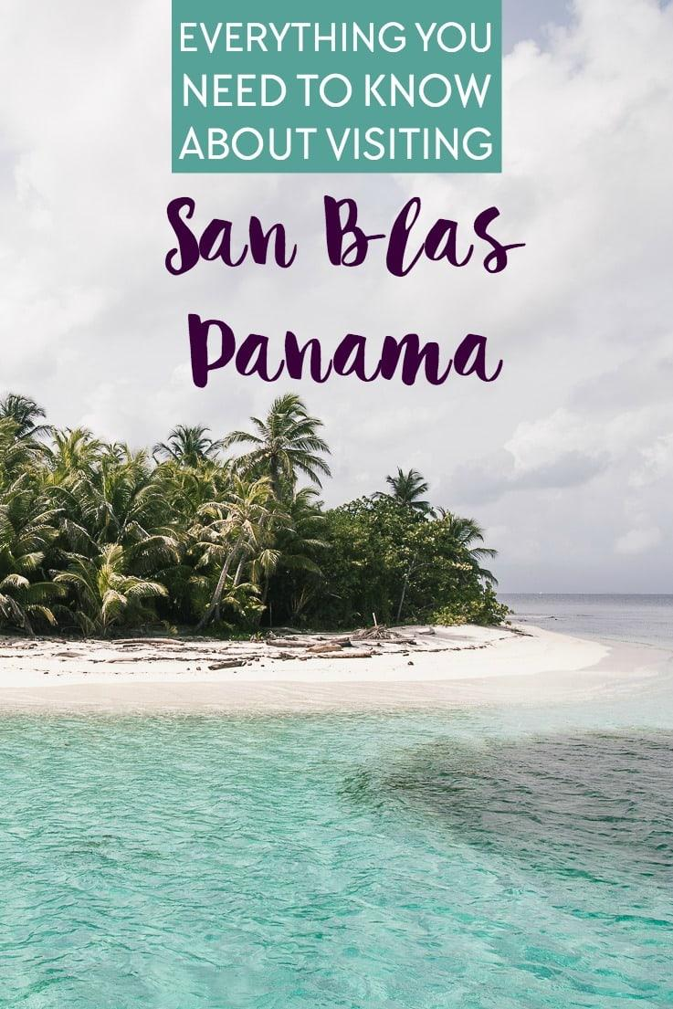 san blas islands travel guide panama - including who to plan a trip to san blas, where to stay, and how to get to san blas in panama