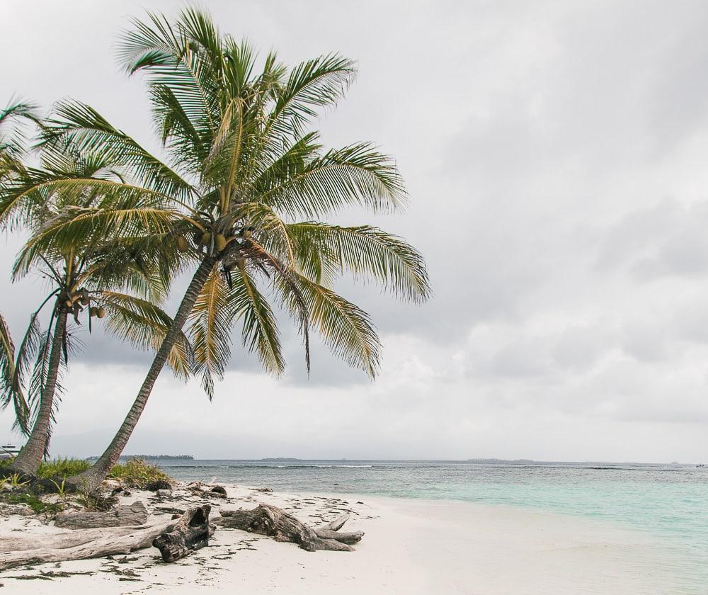 san blas islands sailing panama