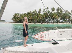 sailing in the san blas islands panama