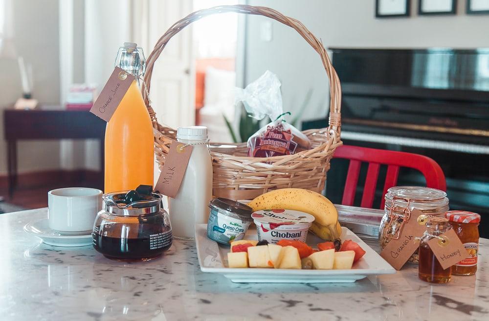 las clementinas breakfast