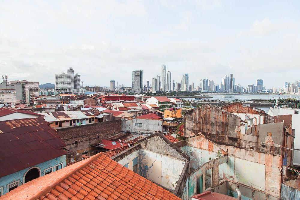 panama city panama view