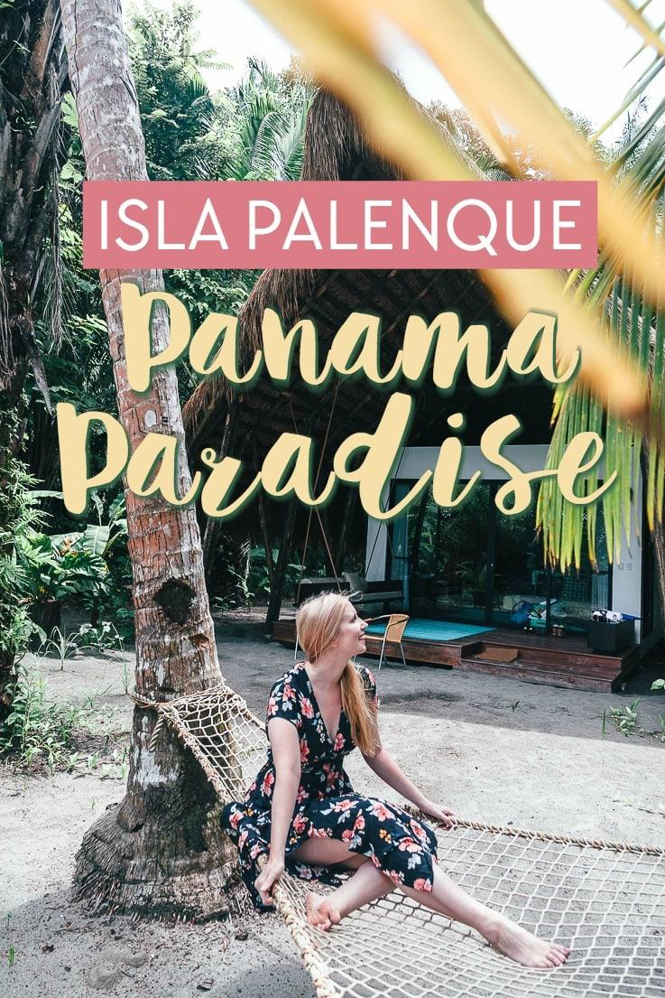 Isla Palenque is the perfect island resort in Panama on the Gulf of Chiriqui, with lots to do including whale watching!
