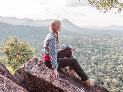 mount awarmie guyana hiking