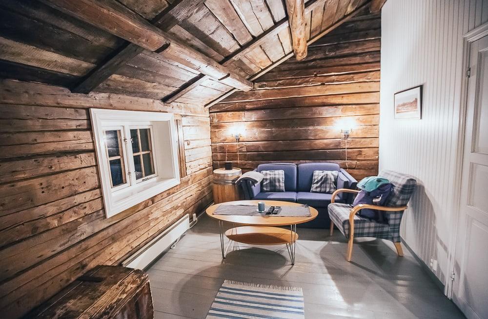 Svinøya Rorbuer Svolvaer lofoten accommodation