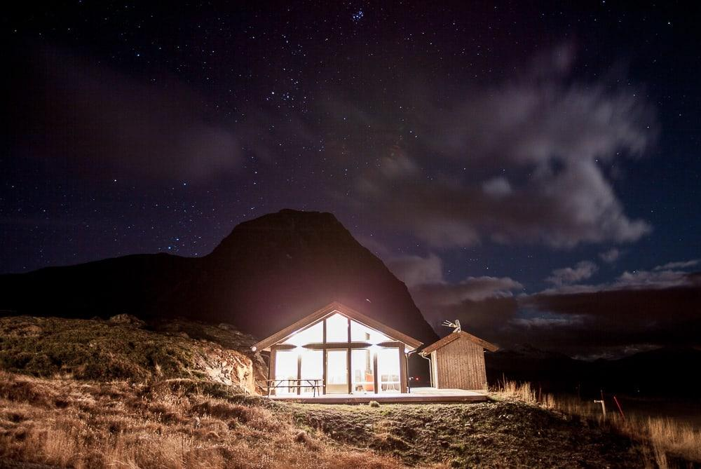 lofoten links lodges hov gård