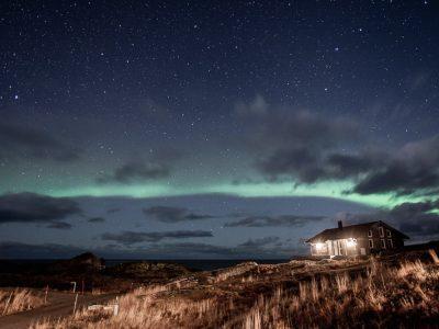 northern lights lofoten links lodges norway
