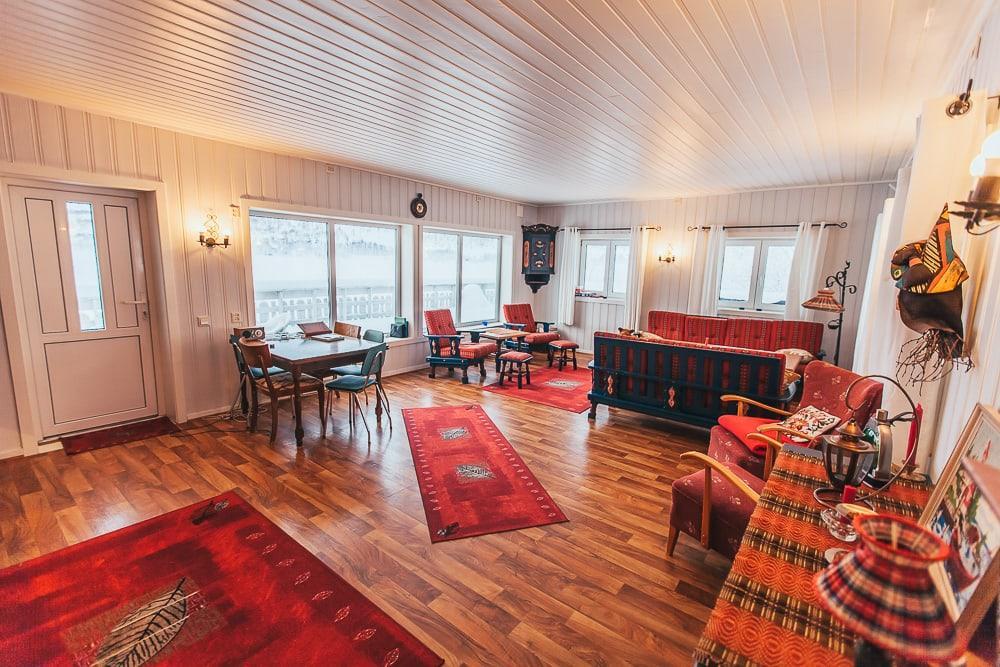 vesterålen norway airbnb cabin norwegian hytte