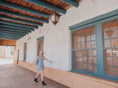 santa fe new mexico girls weekend