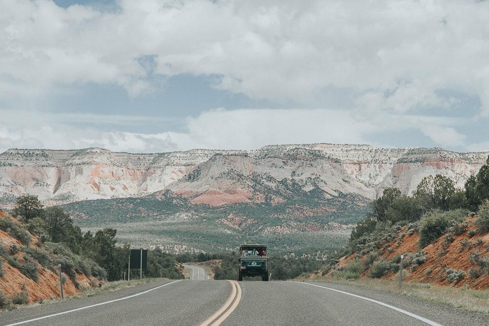 utah US road trip