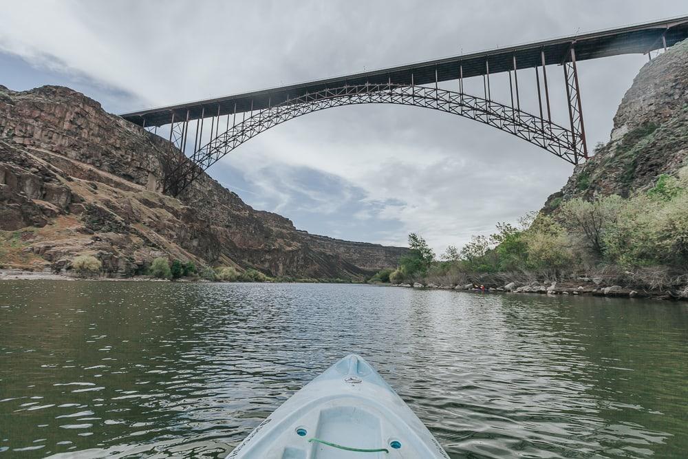 kayaking snake river canyon twin falls idaho