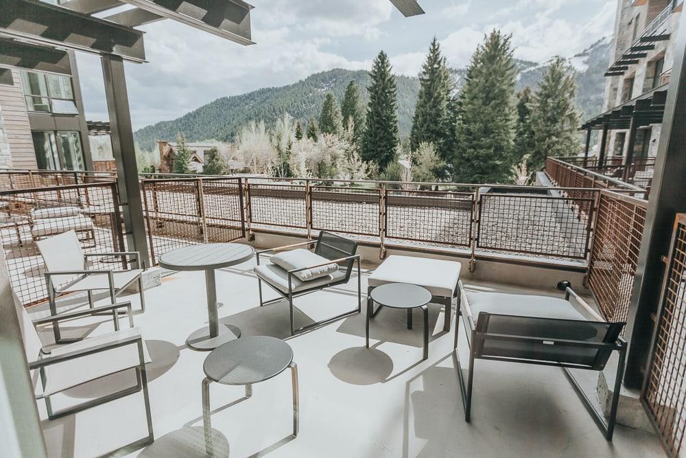 Limelight Hotel Ketchum Idaho