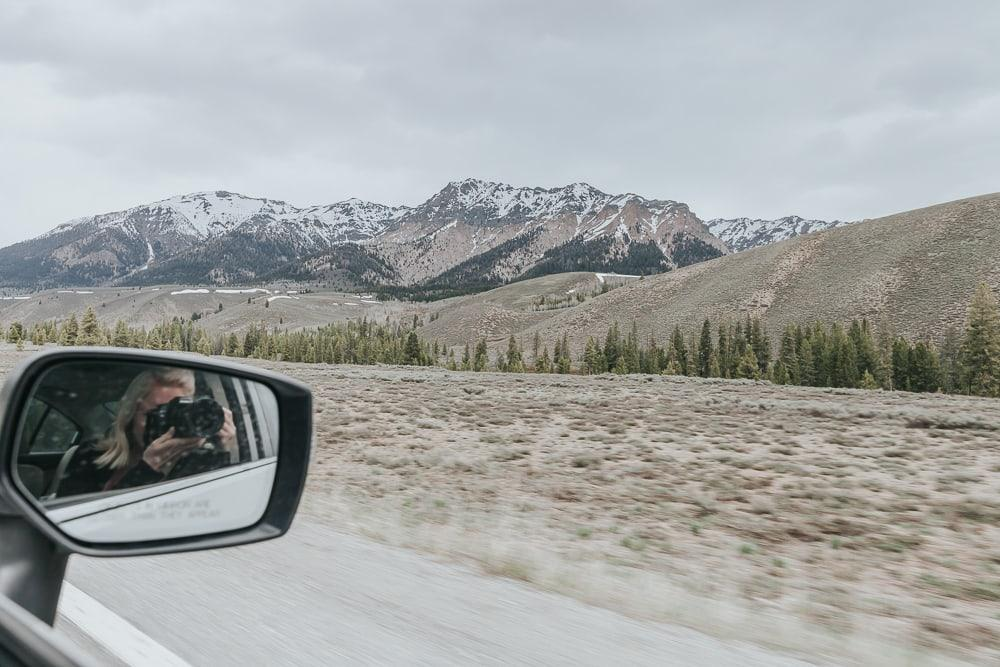 idaho road trip