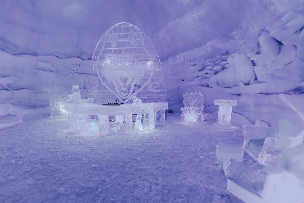 snowhotel kirkenes norway