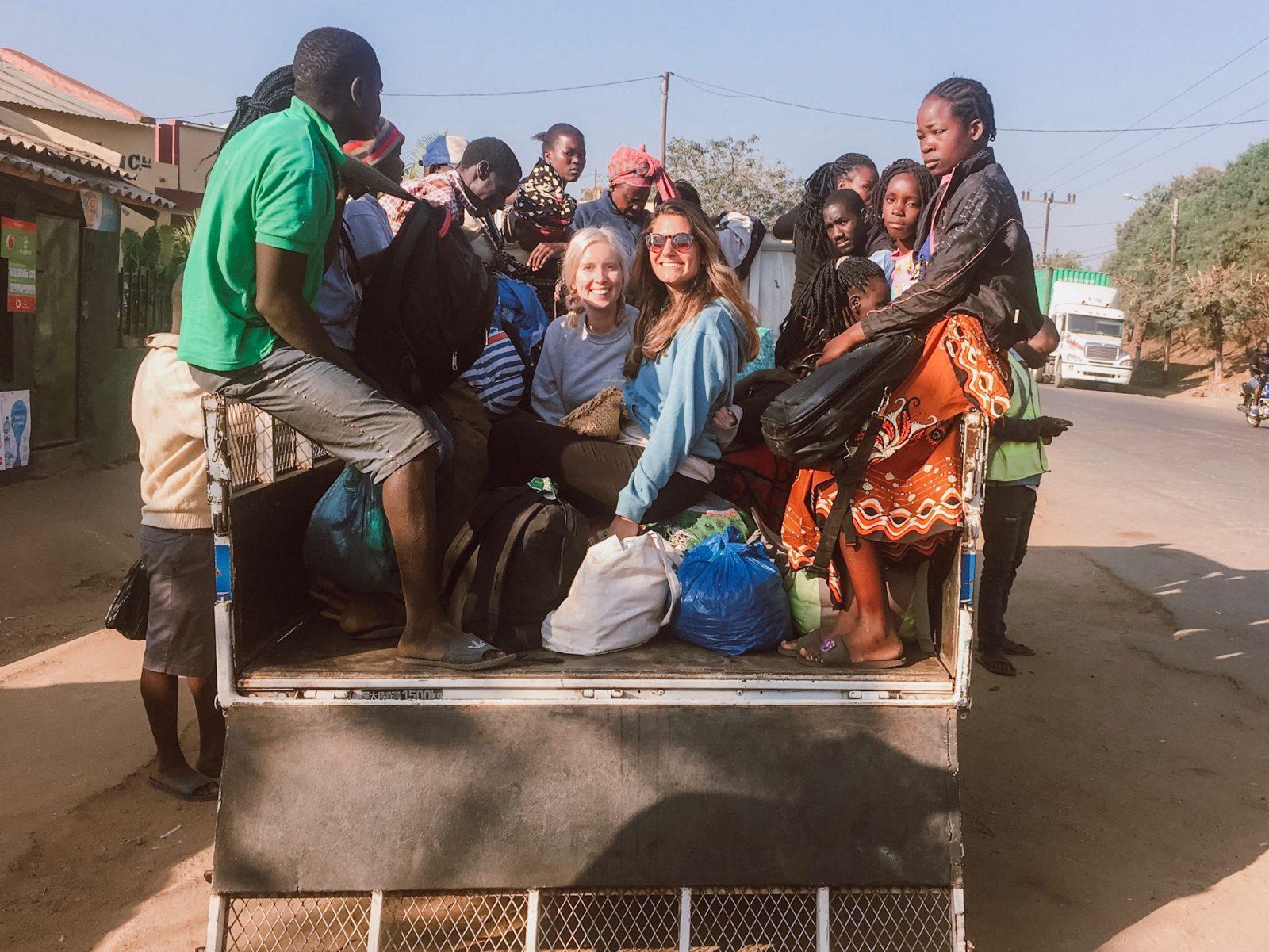 my love public transport mozambique