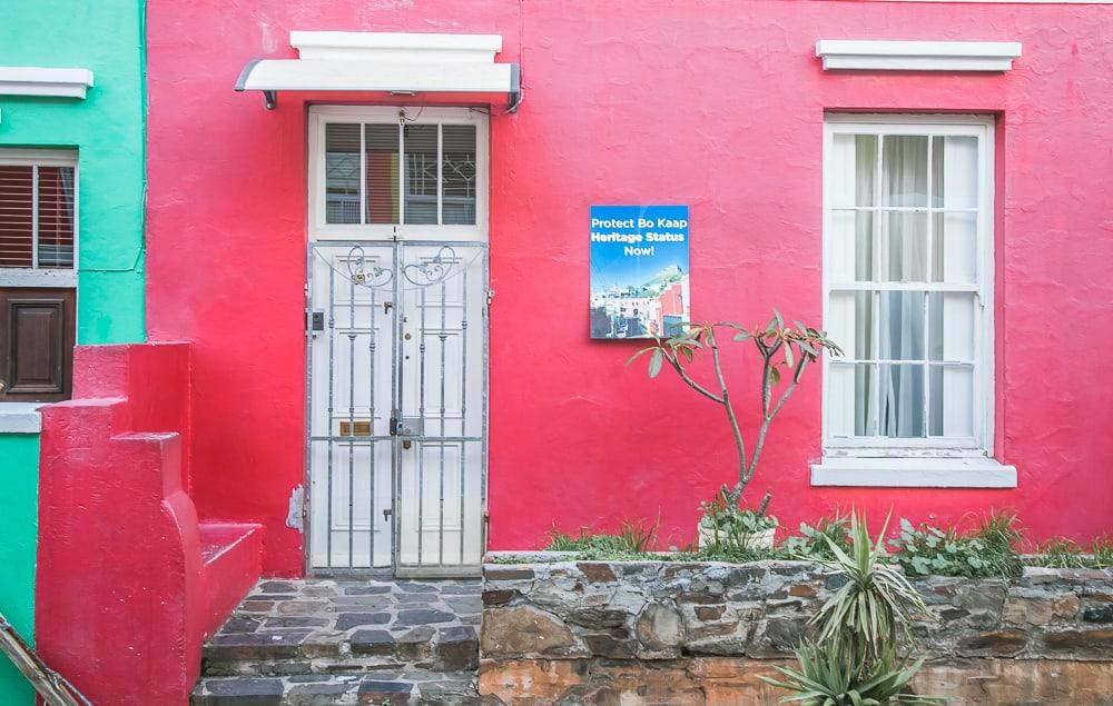 bo kaap walking tour cape town south africa