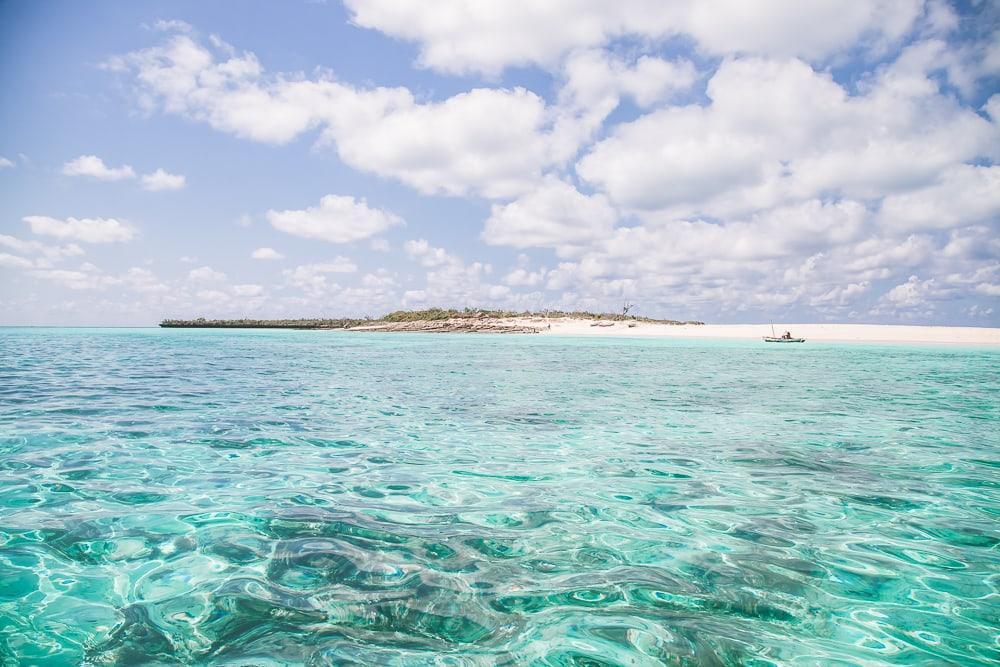 matemo island quirimbas mozambique