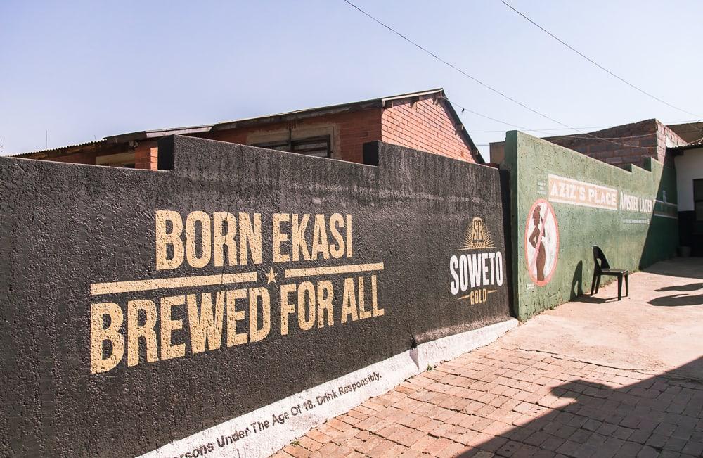 soweto beer