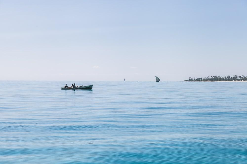 quirimbas islands sail boat trip mozambique
