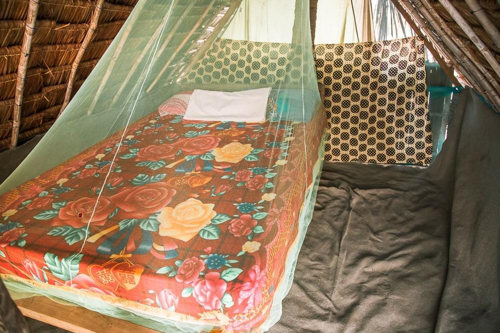 dade's camp matemo quirimbas mozambique