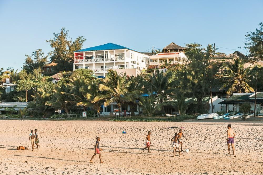 casa do mar tofo mozambique