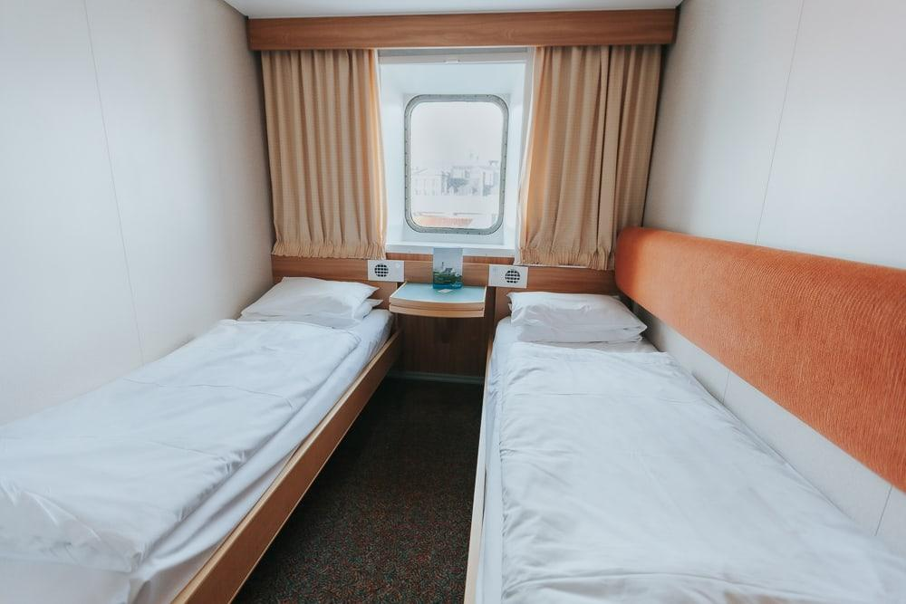 northlink ferry cabin aberdeen to shetland