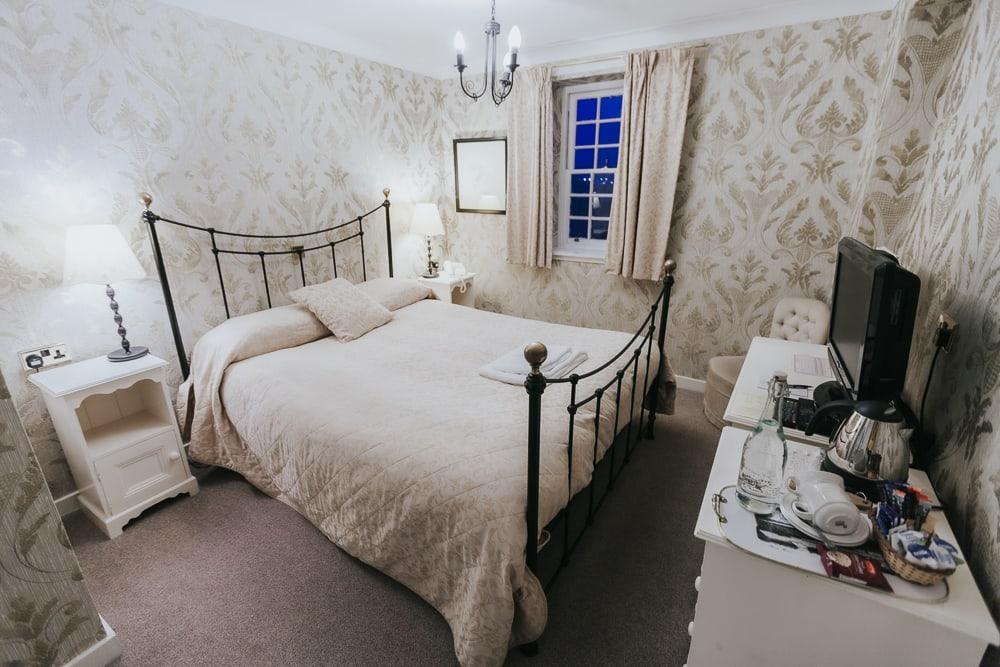 busta house hotel room Shetland