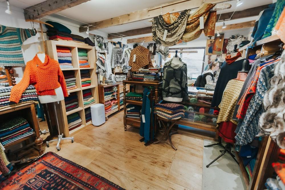 nielanell shetland knitwear studio