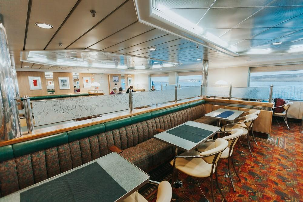 northlink ferry to shetland